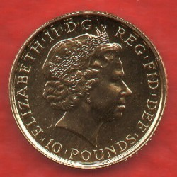 GREAT BRITAIN 10 POUNDS...