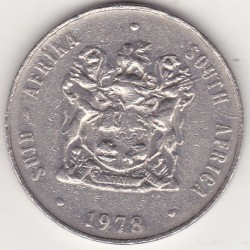 SOUTH AFRICA 1 RAND 1978